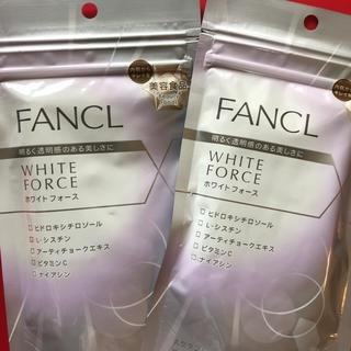 ファンケル(FANCL)のファンケル  ホワイトフォース 2個(その他)
