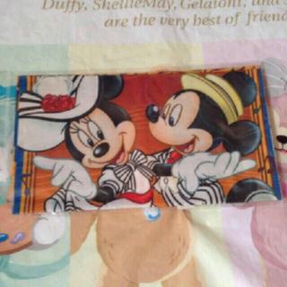 ディズニー(Disney)の新品 ディズニー レトロ ハンカチ ザッツ ディズニー テイメント TDS(キャラクターグッズ)