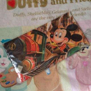 ディズニー(Disney)の新品 ディズニー レトロ ハンカチ ビッグサンダーマウンテン(キャラクターグッズ)