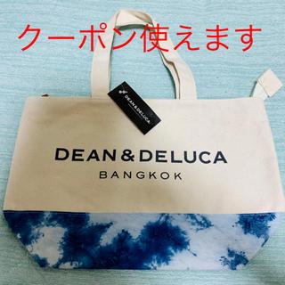ディーンアンドデルーカ(DEAN & DELUCA)の激レア商品! DEAN&DELUCA タイ限定&期間限定トートバッグ タイ藍染め(トートバッグ)