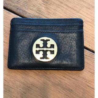 Tory Burch - 正規品 新品未使用 トリーバーチカードケース 携帯入れ 名刺入れ