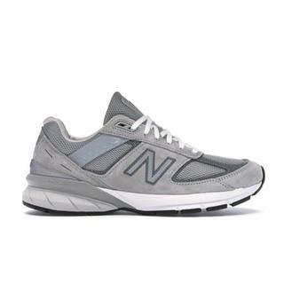 New Balance - New Balance 990 v5 Grey ニューバランス グレー