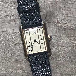 Cartier - Cartier Tank 腕時計 Ladies
