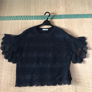 ツモリチサト(TSUMORI CHISATO)のツモリチサト  カットソー(カットソー(半袖/袖なし))