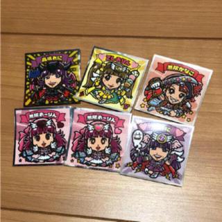 モモイロクローバーゼット(ももいろクローバーZ)のビックリマンシール☆(ステッカー(シール))