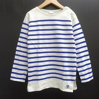 オーシバル(ORCIVAL)のオーチバル ORCIVAL ボーダー バスクシャツ カットソー(Tシャツ(長袖/七分))