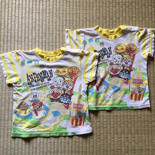 アンパンマン(アンパンマン)のアンパンマンTシャツ★2枚セット(Tシャツ/カットソー)
