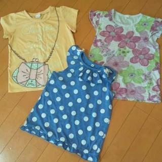 エニィファム(anyFAM)のTシャツ 130 3枚セット  エニィファム 西松屋(Tシャツ/カットソー)