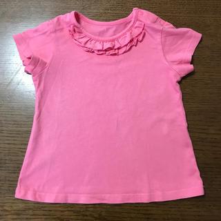 ユニクロ(UNIQLO)のユニクロ トップス 90 美品(Tシャツ/カットソー)