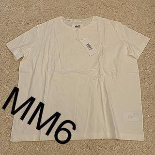 エムエムシックス(MM6)のMM6 L(Tシャツ(半袖/袖なし))