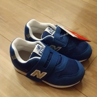 New Balance - 箱なし ニューバランススニーカー IZ996 ブルー 15.0cm