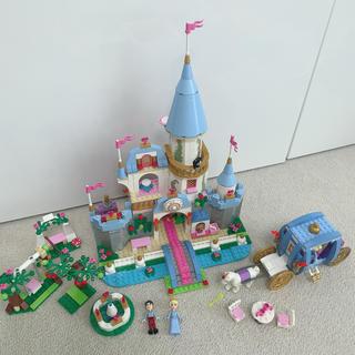 Lego - レゴ シンデレラ城 レゴフレンズ シンデレラ 王子