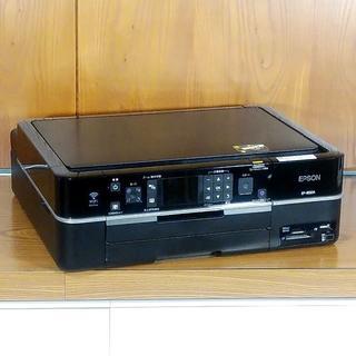 キヤノン(Canon)のエプソン カラリオプリンター複合機 PIXUS EP-802A【インク付き】(PC周辺機器)