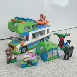 Lego - レゴフレンズ ミヤのキャンピングカー