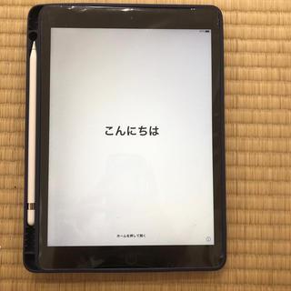 アップル(Apple)のiPad 第7世代 Wifi 128GB pencilつき(タブレット)