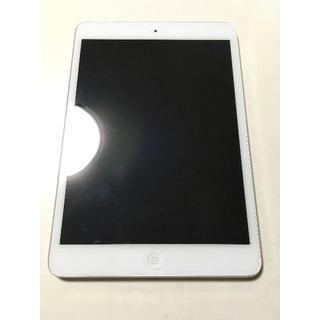 アップル(Apple)のiPad mini 64GB ホワイト&シルバー Wi-Fiモデル MD533J(タブレット)