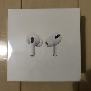アップル(Apple)のApple AirPods Pro 保証開始前確認済み(ヘッドフォン/イヤフォン)