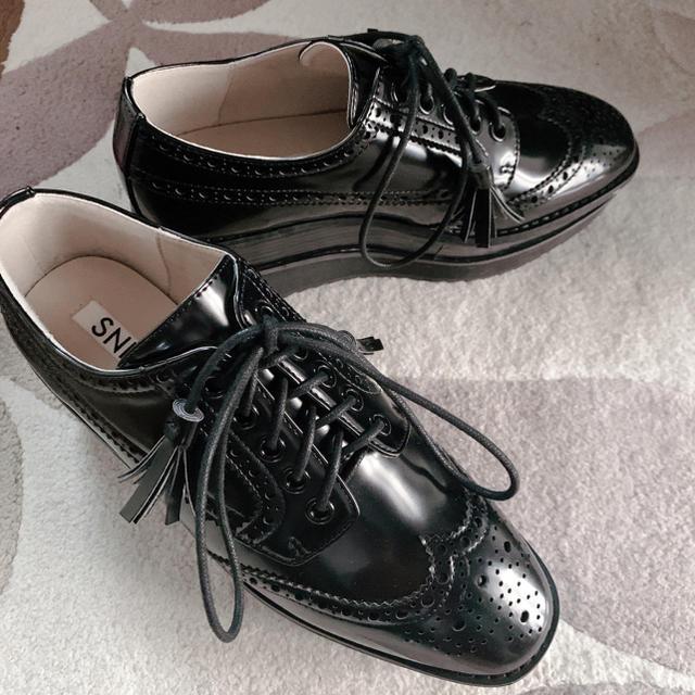 snidel(スナイデル)の専用 レディースの靴/シューズ(ローファー/革靴)の商品写真