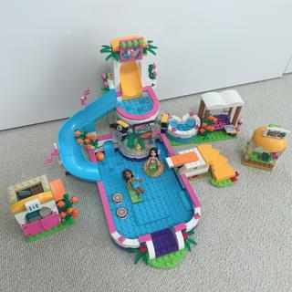 Lego - レゴフレンズ プール
