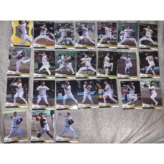エポック(EPOCH)の阪神タイガース EPOCH 2020 NPB プロ野球カード 24枚(スポーツ選手)
