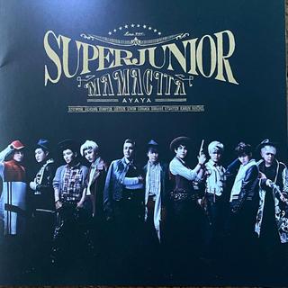 スーパージュニア(SUPER JUNIOR)のMAMACITA -AYAYA-(K-POP/アジア)