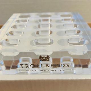trollbeads トロールビーズ コレクションディスプレイビーズブロック