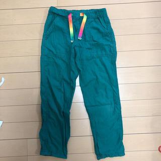 ブリーズ(BREEZE)の③緑カーゴ長ズボン130F・O・インターナショナル(パンツ/スパッツ)