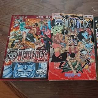 シュウエイシャ(集英社)のワンピース 777巻 1万89巻64巻 3セット(少年漫画)