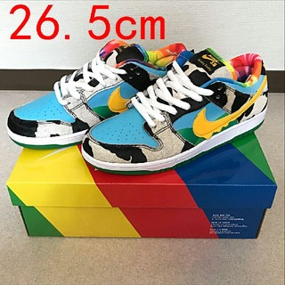 NIKE - 26.5CM Ben & Jerry's×SB Dunk Low