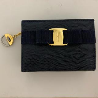 サルヴァトーレフェラガモ(Salvatore Ferragamo)の【Salvatore Ferragamo】mini pouch(ポーチ)