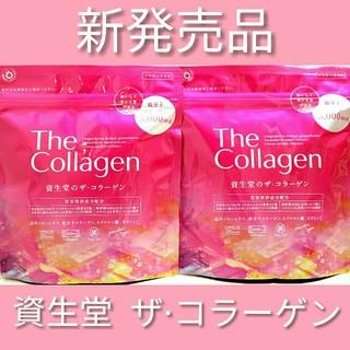 シセイドウ(SHISEIDO (資生堂))の新商品 2個セット 資生堂 ザ・コラーゲン パウダー(コラーゲン)