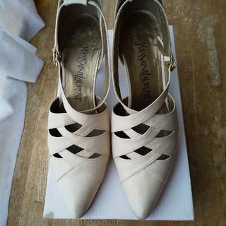 サンローラン(Saint Laurent)のイブサンローラン 靴(ハイヒール/パンプス)