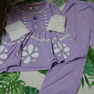 小さなプリンセスソフィア 七分袖パジャマ110・