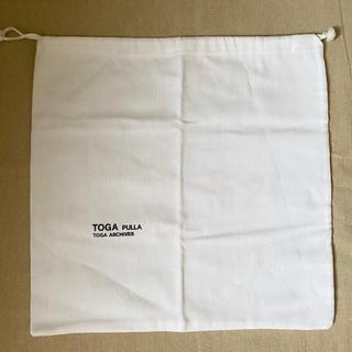 トーガ(TOGA)のTOGA PULLA トーガプルラ 保存袋・巾着袋(ショップ袋)