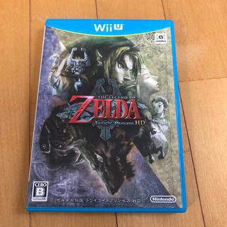 ウィーユー(Wii U)のゼルダの伝説 トワイライトプリンセスHD Wii U(家庭用ゲームソフト)
