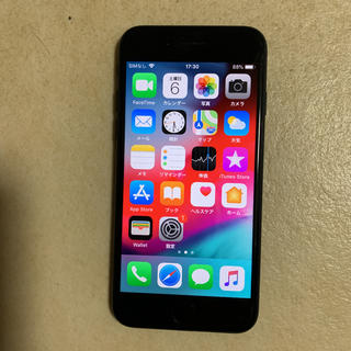 アップル(Apple)のiPhone7 SIMフリー 32G(スマートフォン本体)