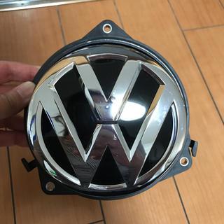 フォルクスワーゲン(Volkswagen)のVW 純正 エンブレム リア トランクオープナー(車種別パーツ)