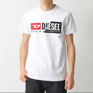 ディーゼル(DIESEL)のDIESEL ディーゼル tシャツXS新品(Tシャツ/カットソー(半袖/袖なし))