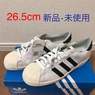 アディダス(adidas)の【新品】adidas スーパースター 80S RECON 26.5cm(スニーカー)