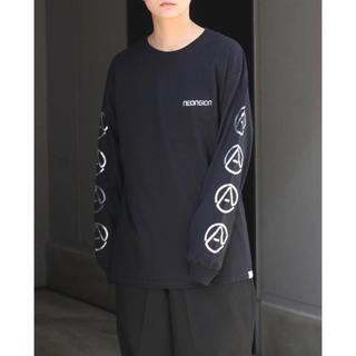 FACETASM - NEON SIGN Personal Circle T-Shirt 20ss