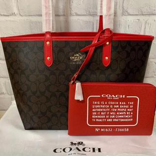 COACH - 正規品 コーチ トートバッグ
