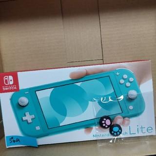 Nintendo Switch - 任天堂switch lite ターコイズ   ニンテンドー スイッチ ライト