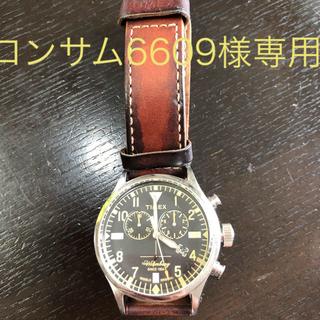 タイメックス(TIMEX)のジャンク品 TIMEX Waterbury Red Wing Shoe(腕時計(アナログ))