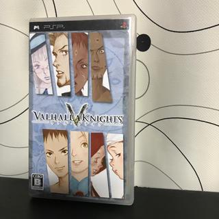 プレイステーションポータブル(PlayStation Portable)のVALHALLA KNIGHTS -ヴァルハラナイツ- PSP(携帯用ゲームソフト)