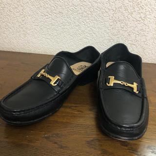 アパルトモンドゥーズィエムクラス(L'Appartement DEUXIEME CLASSE)のアパルトモン購入 CAMINANDOカミナンド ビットローファー  黒 裏張り済(ローファー/革靴)