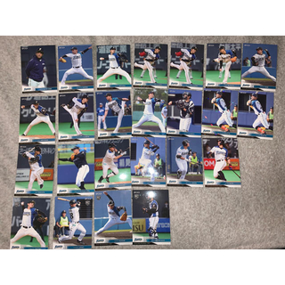 EPOCH - 北海道日本ハムファイターズ EPOCH 2020 NPB プロ野球カード 24枚