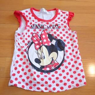 Disney - ディズニー ミニー Tシャツ 90