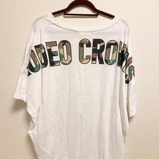 RODEO CROWNS WIDE BOWL - RCWB ビックTシャツ