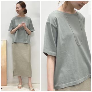IENA - 【alvana / アルヴァナ】 別注 DAIRY OVERSIZE Tシャツ