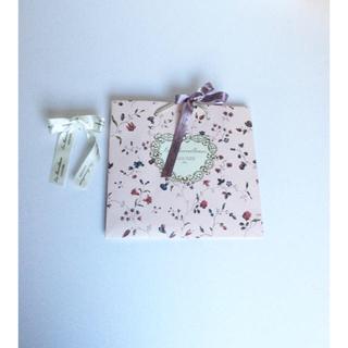 レメルヴェイユーズラデュレ(Les Merveilleuses LADUREE)の(小B)レ・メルヴェイユーズラデュレ 紙袋 ショッパー(A・BのB)(ヤラメP)(ショップ袋)